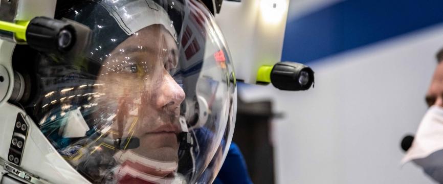 [PRESSE] Mission Alpha, au printemps 2021, Thomas Pesquet retournera à bord de l'ISS