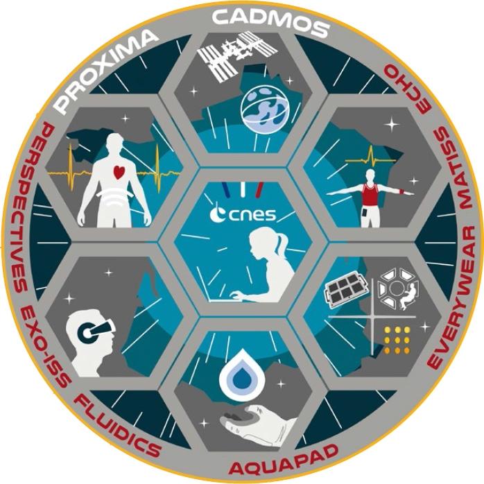 Proxima : les expériences CADMOS