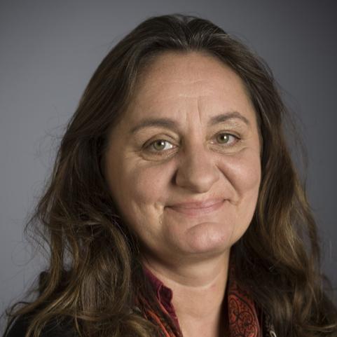 Guillemette Gauquelin-Koch, marraine du jury des Collégiens au festival Pariscience 2016